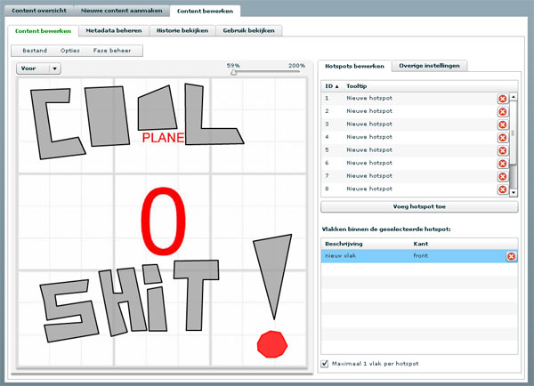 Flex tool